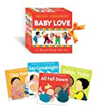Helen Oxenbury Baby Love: A Board Book Gift Set/All Fall Down; Clap Hands; Say Goodnight; Tickle, Tickle