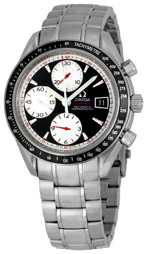 Omega Men's 3210.51.00 Speedmaster Tachymeter Watch