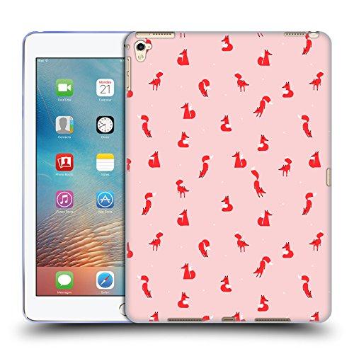 Ufficiale Robert Farkas Volpe D'Inverno Uomo Volpe Cover Morbida In Gel Per Apple iPad Pro 9.7