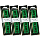 4GB Memory RAM Kit (4 x 1 GB) for Dell Inspiron 530 Core 2 Duo 2.8GHz by Arch Memory