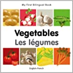 My First Bilingual Book-Vegetables (E...