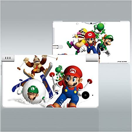 Super Mario Nintendo DSi Skin