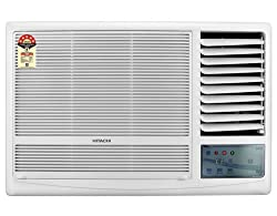 Hitachi RAW122KUD Kaze Plus Window AC (2 Ton, 1 Star Rating, White)