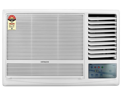 Hitachi Kaze Plus RAW218KUD 1.5 Ton 2 Star Window Air Conditioner