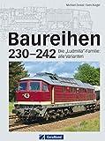 """Die Eisenbahn Baureihe 230: Bekannt ist sie als """"Ludmilla"""" oder """"Taigatrommel"""" aus der Sowjetunion und war einst für die Deutsche Reichsbahn unterwegs: Die Diesellokomotive der Baureihe 230"""