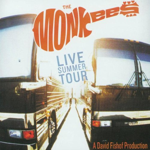 The Monkees – Live Summer Tour (2002) [FLAC]