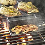 Sur La Table Cast Iron Grill Smoker and Humidifier CC7218