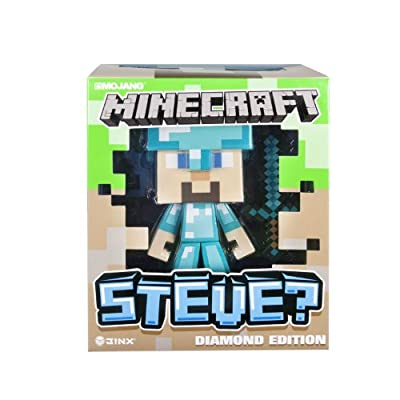 Minecraft Diamond Steve 6 Vinyl Figure from Minecraft