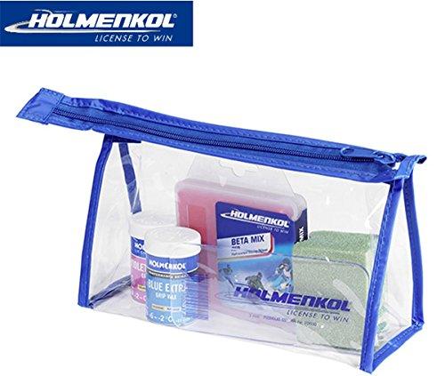 Holmenkol Grip- und Glidewax Set für Alpin und Langlauf