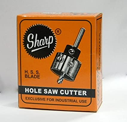 Sharp-HSS-Metal-Hole-Saw-Cutter-(15.87mm)