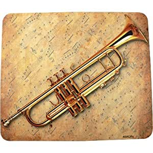 Mouse Pad Sheet Music Trumpet