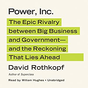 Power, Inc. Audiobook