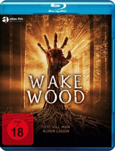 wake wood (blu-ray) blu_ray Italian Import