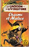 CHASMS OF MALICE (PUFFIN ADVENTURE GAMEBOOKS) (0140324755) by STEVE JACKSON
