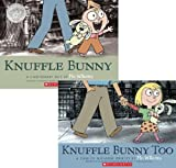 img - for Knuffle Bunny 2 Pack: Knuffle Bunny: A Cautionary Tale; Knuffle Bunny Too: A Case of Mistaken Identity book / textbook / text book