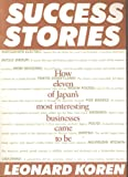 Success Stories (0877016356) by Koren, Leonard