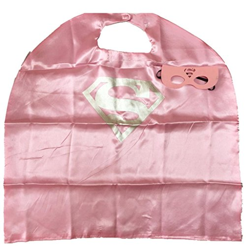 [Flowerbb superhero superboy supergirlkids costume cape cape YY05] (Superboy Costume Cosplay)