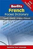 French Pocket Dictionary: French-English/Anglais-Francais (Berlitz Pocket Dictionary)