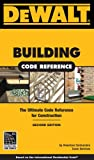DeWALT Building Code Reference (Dewalt Trade Reference Series) - 1111036624