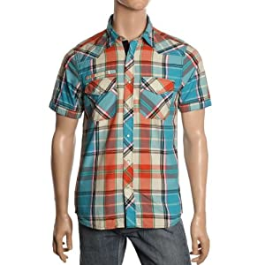 Belmonte Men Shirts FBS 47651 Orange