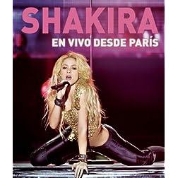 Shakira: En Vivo Desde Paris
