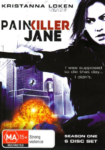 Painkiller Jane Season 1 [Edizione: Germania]