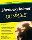 img - for Sherlock Holmes For Dummies 1st (first) Edition by Steven Doyle, David A. Crowder [2010] book / textbook / text book