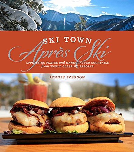 Ski Town Après Ski by Jennie Iverson
