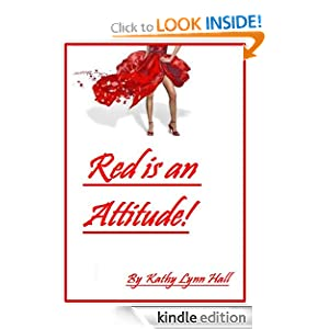 Red is an Attitude (Red Mojo Mama)