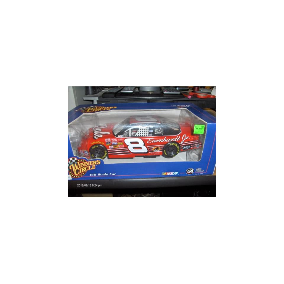 Dale Earnhardt, Jr 1/18 Scale Chevy Car Replica