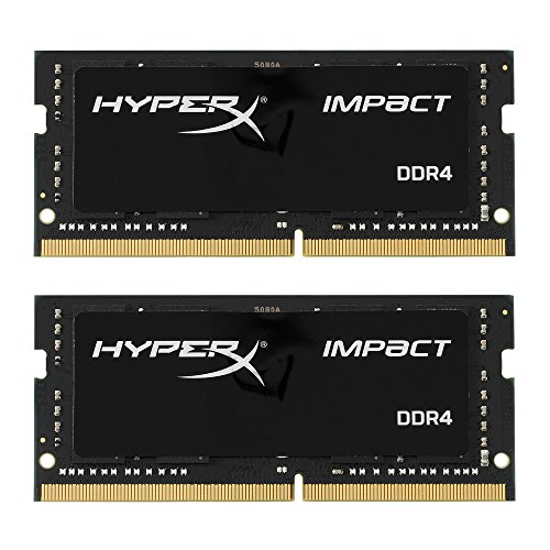 Kingston Technology HyperX Impact 16GB RAM DDR4 2133 HX421S13IBK2/16 (Steam 14 Laptop compare prices)