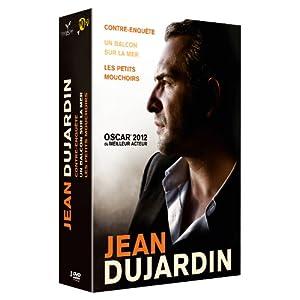 Jean Dujardin - Coffret 3 films : Un balcon sur la mer + Contre enquête + Les petits mouchoirs
