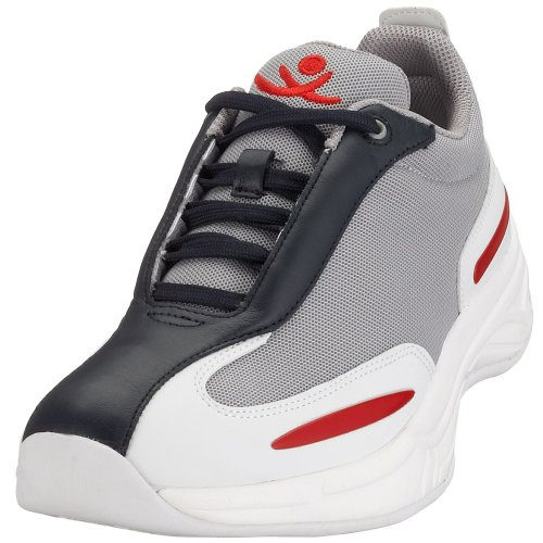 Chung Shi Trainers Mens Gray grau (white/blue/red) Size: 10.5 (45.5 EU)