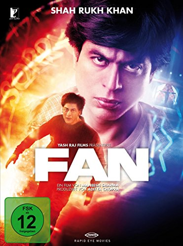 Shah Rukh Khan: Fan (Limitiert [Blu-ray] [Limited Special Edition] [Limited Edition]