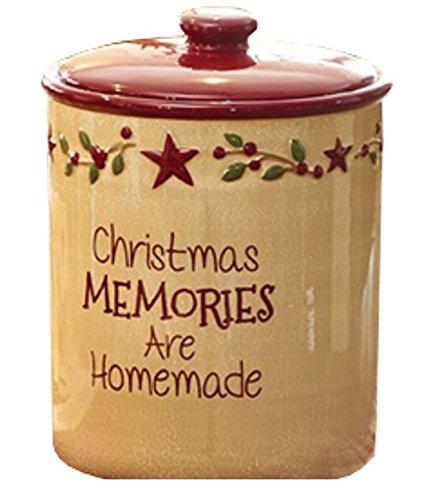 Good Tidings Cookie Jar (Primitive Cookie Jar compare prices)
