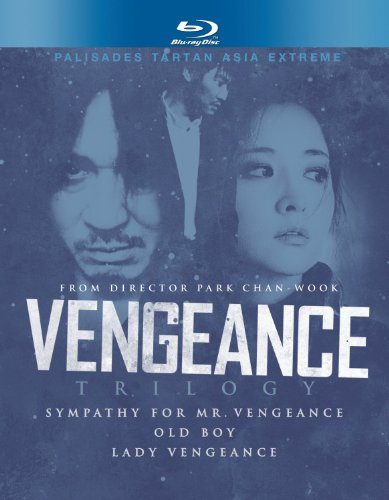 Vengeance Trilogy (Sympathy for Mr. Vengeance / Oldboy / Lady Vengeance) [Blu-ray]