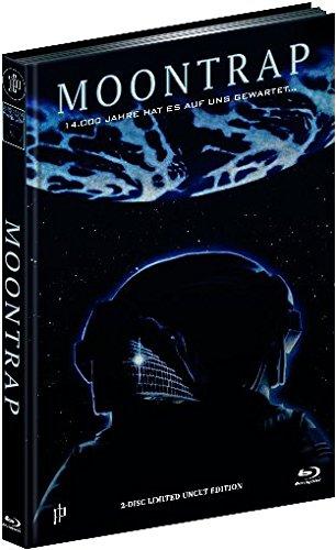 Moontrap - Uncut/Mediabook (+ DVD) [Blu-ray] [Limited Edition]