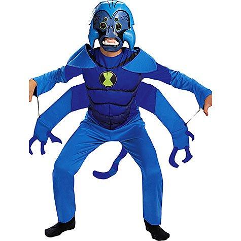 Spider-Monkey Costume, Child M(7-8)