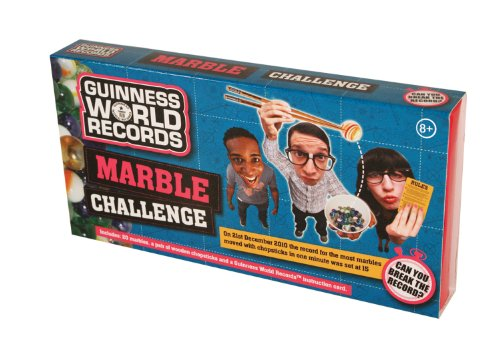 Guinness World Records Marble Challenge Game