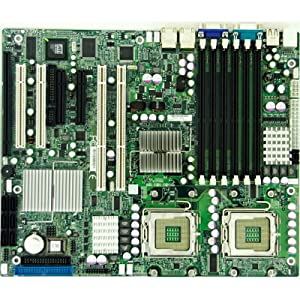 Supermicro X7DVL-E Motherboard -  Dual Intel 64-BIT Xeon Support (667/1066/1333MHZ Fsb), 16GB DDR2 667 & 5