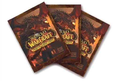 World of Warcraft Card Supplies Card Sleeves Deathwing 80 Count