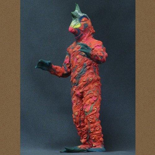 X-PLUS 大怪獣シリーズ「ペロリンガ星人」