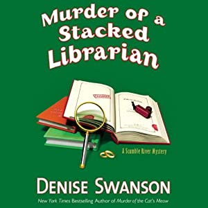 Murder of a Stacked Librarian Audiobook