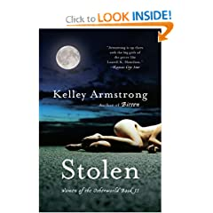 Stolen (Women of the Otherworld, Book 2) by Kelley Armstrong