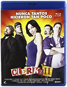 Clerks Ii (Blu-Ray) (Import) (Keine Deutsche Sprache) (2011) Brian O'halloran; Jeff Anderson; Rosario