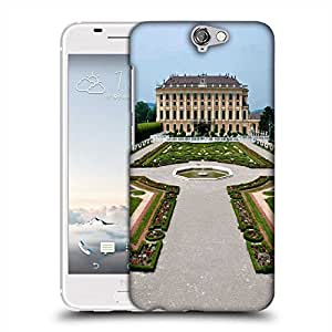 Snoogg Big Palace Designer Protective Phone Back Case Cover For HTC one A9