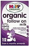 Hipp Organic 有機原料使用・粉ミルク 800g x 8個セット (6か月から) / Hipp Organic (ヒップ オーガニック)