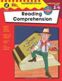 Reading Comprehension, Grades 3 - 4 (The 100+ Series)