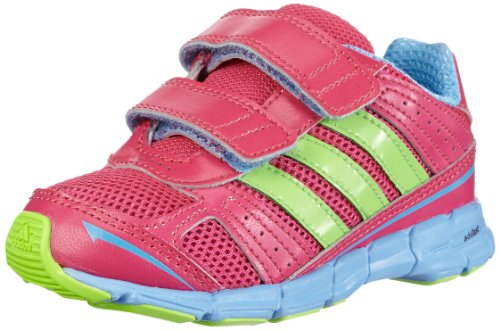 Adidas Performance Babies' Adifast CF First Walking Shoes 7 Child UK