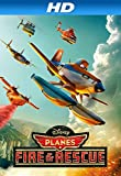 Planes: Fire & Rescue (plus bonus features) [HD]